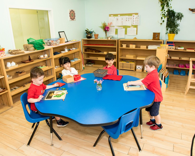 Montessori Mantra